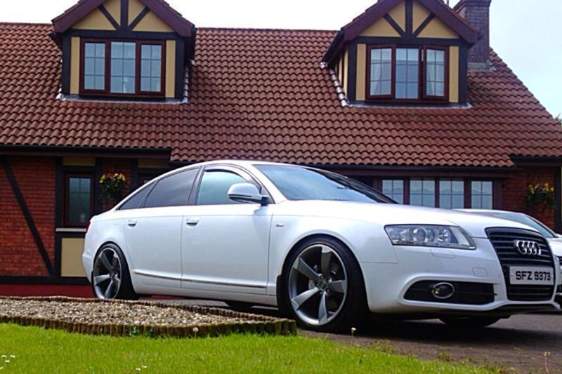 2011 Audi A6 Tdi S Line Le Mans Special Edition 20 Quot Ttrs