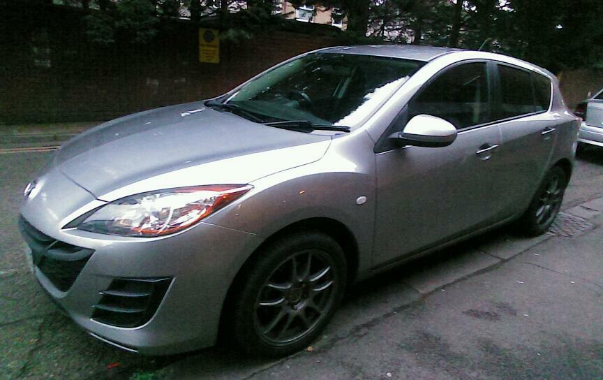 2009 mazda3 mazda 3 ts 1 6 petrol 5 door manual full. Black Bedroom Furniture Sets. Home Design Ideas