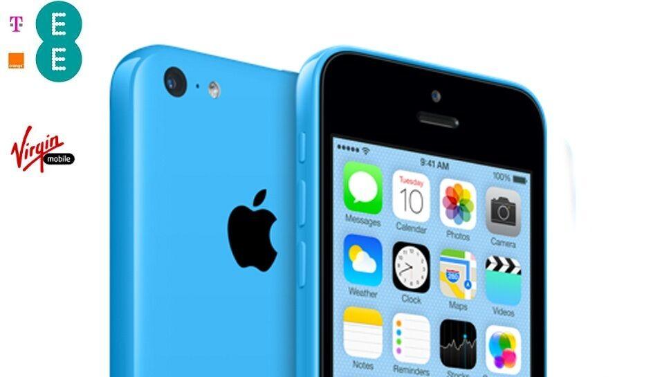 Apple Iphone 5c 8gb Blue Apple Iphone 5c Mobile