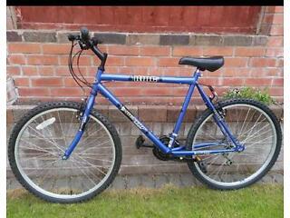 "Men's 21"" Dunlop sport mountain bike"