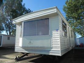 Static caravan for sale 2006 at Heacham Beach, Nr Kings Lynn, Norfolk