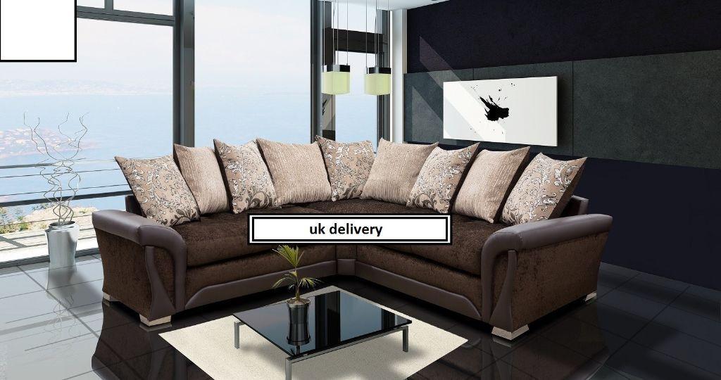 Sale Prices Brand New Luxury Chennille Fabric Sofas Glasgow City Centre Glasgow Gumtree
