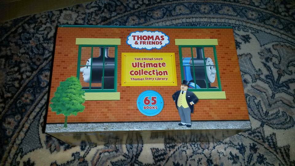 Thomas Story Library Ultimate Collection Thomas Story Library Ultimate