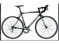 cannondale synapse sora road bike only rode 10 time as new