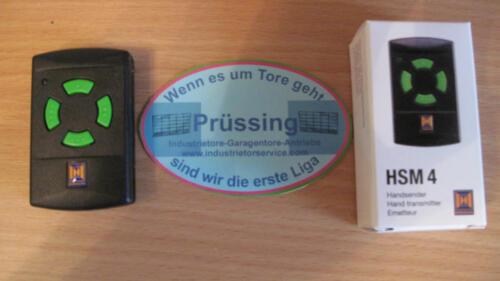 hsm4 h rmann mini handsender in schleswig holstein bad bramstedt heimwerken. Black Bedroom Furniture Sets. Home Design Ideas