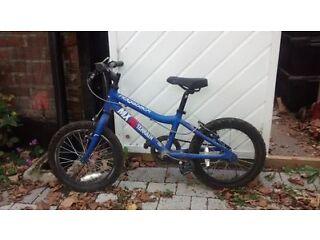 Ridgeback MX Terrain 16 inch Boys Mountain Bike