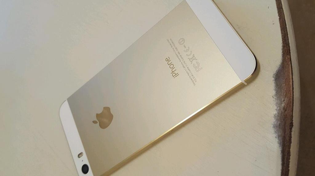 Iphone 5s 16gb Gold Box Iphone 5s Gold 16gb
