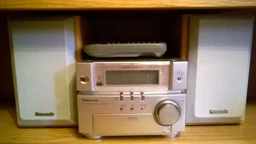 small cd player for bedroom panasonic stereo with mini buy and trade ads 19817