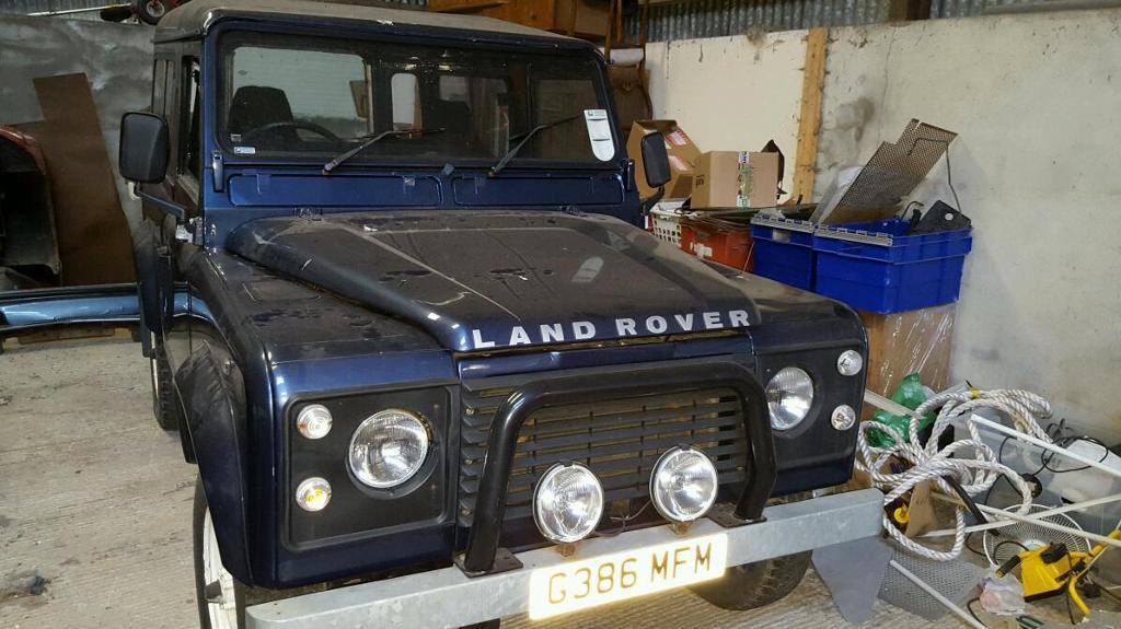 Land Rover 90 Defender V8 United Kingdom Gumtree