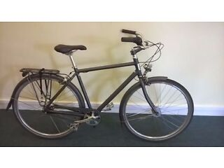 7 Speed Globe Daily 3 Bicycle for Sale, Superb Condition, Lovely Bike