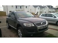 used volkswagen touareg cars for sale in northern ireland. Black Bedroom Furniture Sets. Home Design Ideas