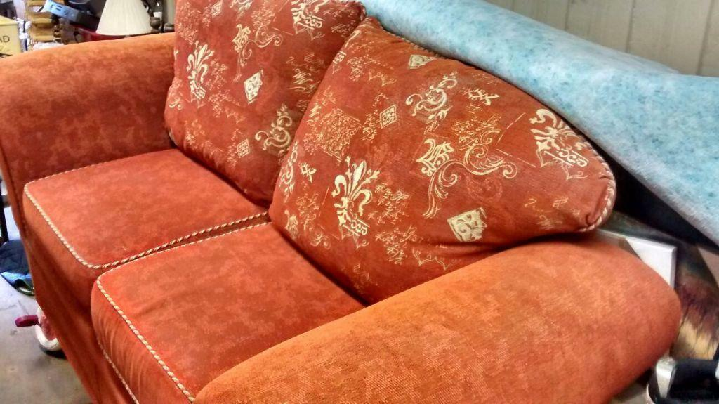 Small Terracotta Sofa United Kingdom Gumtree