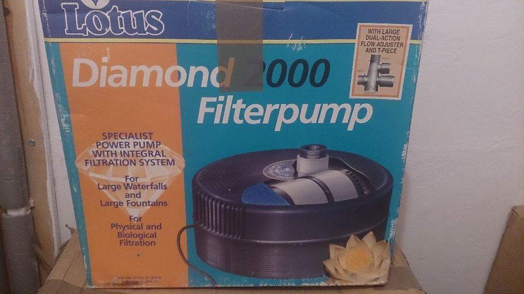 Pond liner pump buy sale and trade ads find the right price for Garden pond liners for sale