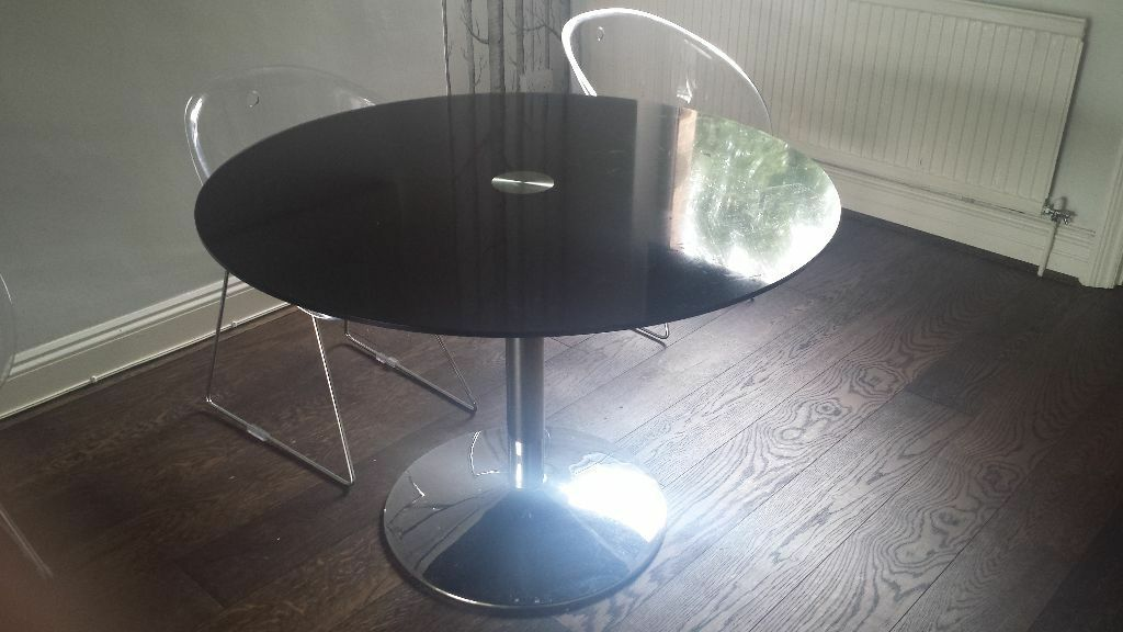 Dwell Glass Dining Table And Buy Or Sell Find It Used