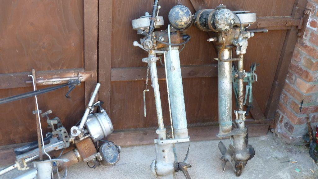 3 Seagull Outboards United Kingdom Gumtree