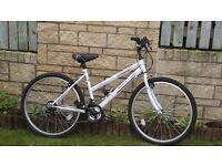 Ladies 18 gear bike