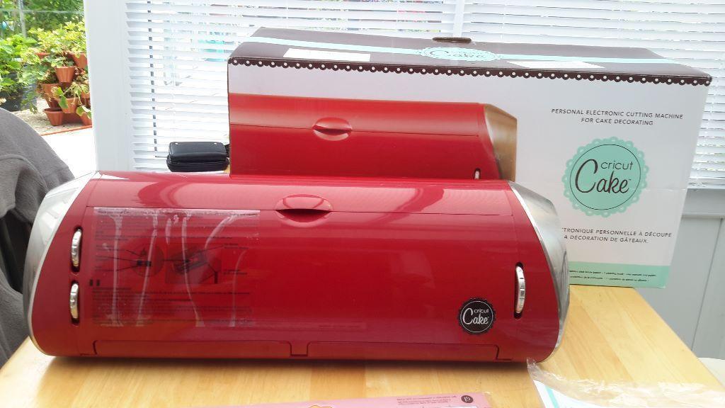 Cricut Cake Machine Price Cricut Cake Decorating Machine