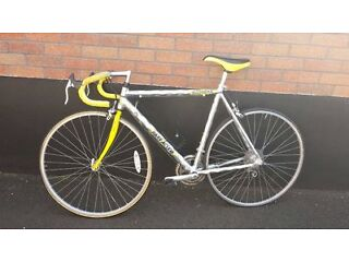 Men's Barracuda Road Bicycle 56 cm Aluminium Frame. Good condition.