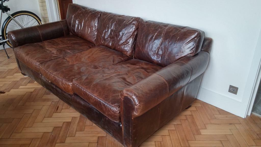 High Quality Large Leather Sofa For Sale