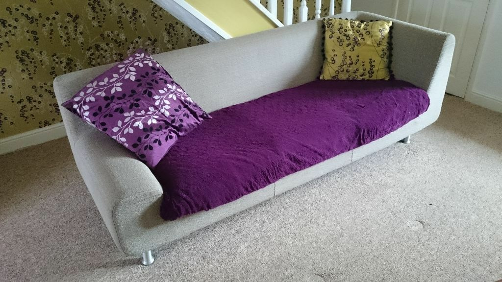 Retro style Habitat Lofa 3 seater sofa and over size  : 86 from dealry.co.uk size 1024 x 576 jpeg 122kB