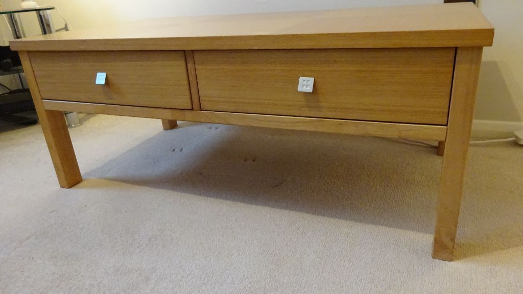 Beechwood Coffee Table Buy Sale And Trade Ads Great Prices