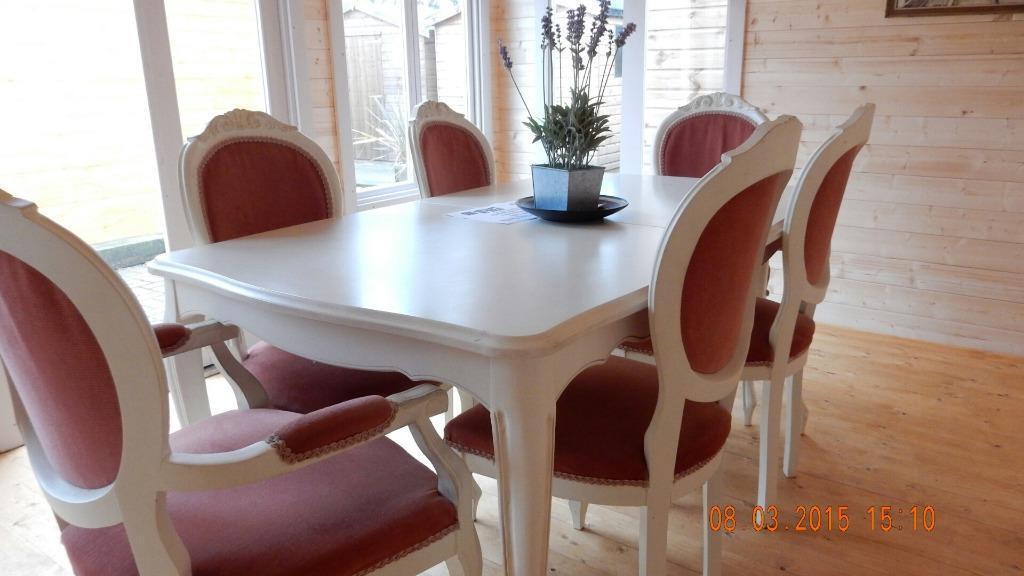 Laura Ashley PROVENCALE Dining Table United Kingdom Gumtree