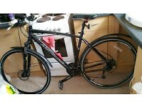 Medium size mens Merida hybrid bike good condition perfect working order bargain