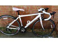viking elysee ladys road bike as new
