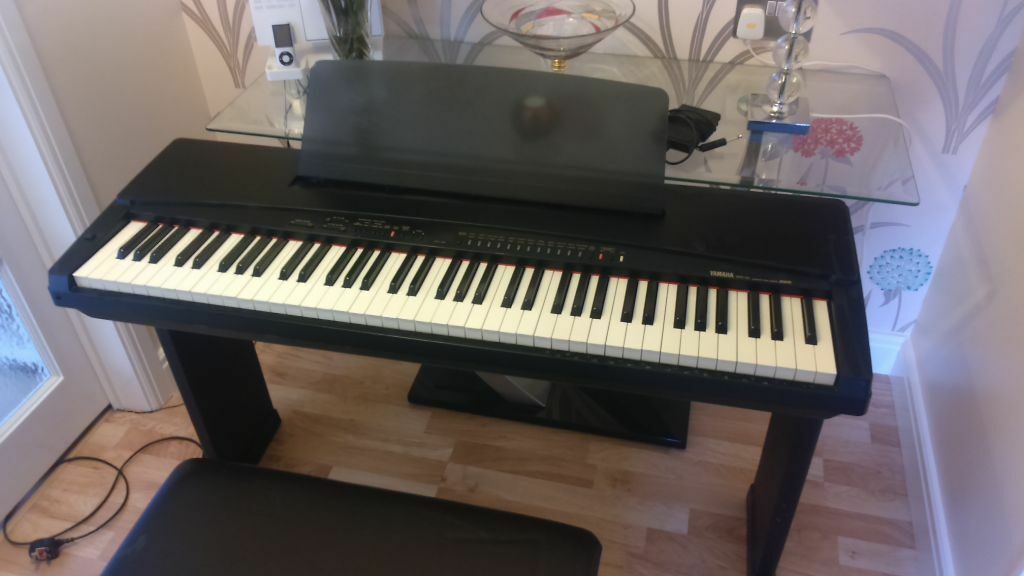 yamaha electric piano model buy sale and trade ads. Black Bedroom Furniture Sets. Home Design Ideas