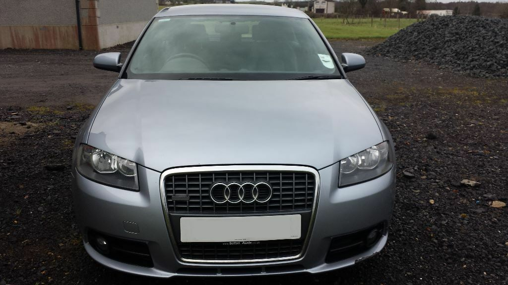 audi a3 2 0 tdi s line silver united kingdom gumtree. Black Bedroom Furniture Sets. Home Design Ideas