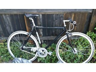 Must go today my wicked small fuji single/ fixie bike