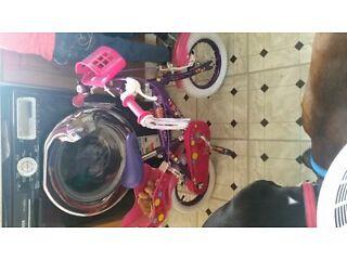 """Girls Mia bike 14"""""""