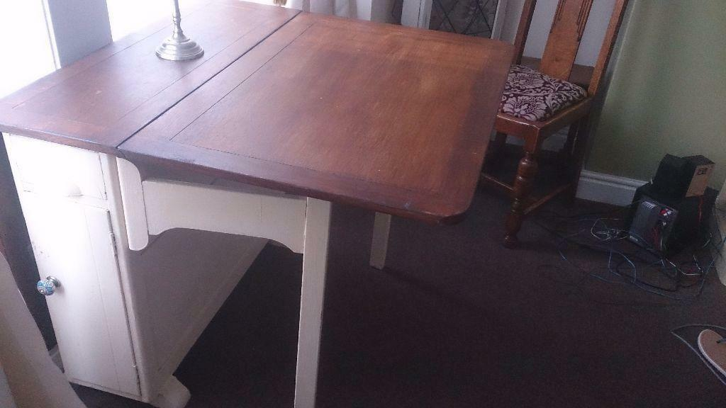 Lebus Gate Leg Large Drop Leaf Table United Kingdom Gumtree