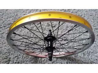 *BRAND NEW* Freecoaster wheel, Salt trapez hub RP£100 on Salt summit rim RP£40. Bmx bike