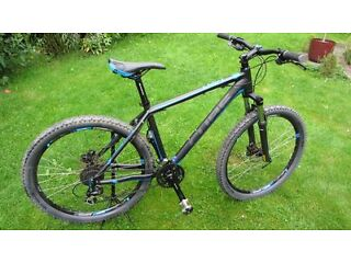 Cube CMPT Aim Disc 18inch Mountain Bike.Collection only from Carlisle area.