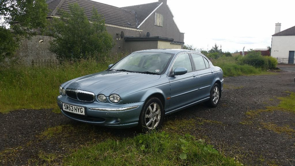 jaguar x type low mileage 1 year mot quick sale united. Black Bedroom Furniture Sets. Home Design Ideas