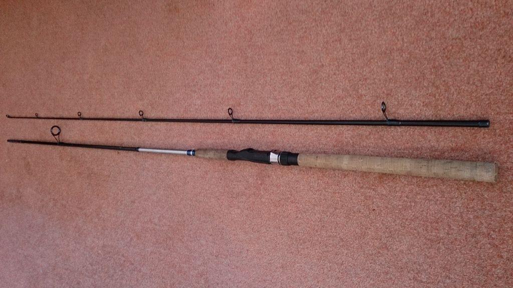Shimano alivio bx240m rod united kingdom gumtree for Ktp fishing report