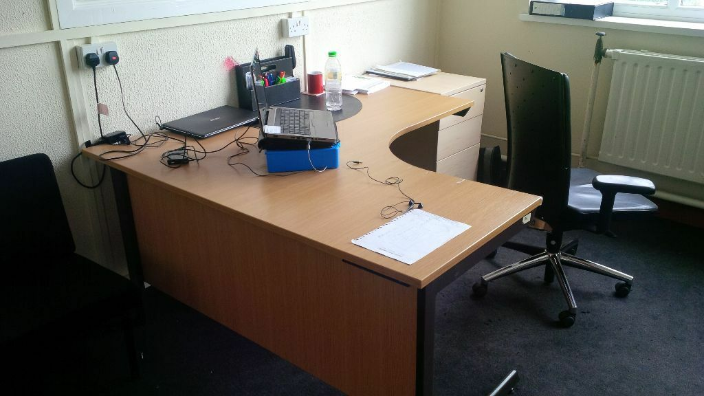 Creative Modern Office Desk And Chair For Sale  Rondebosch  Gumtree South