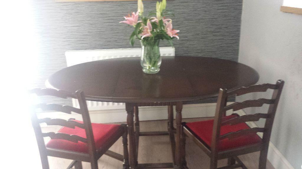 Cheap Dining Table and 4 Chairs United Kingdom