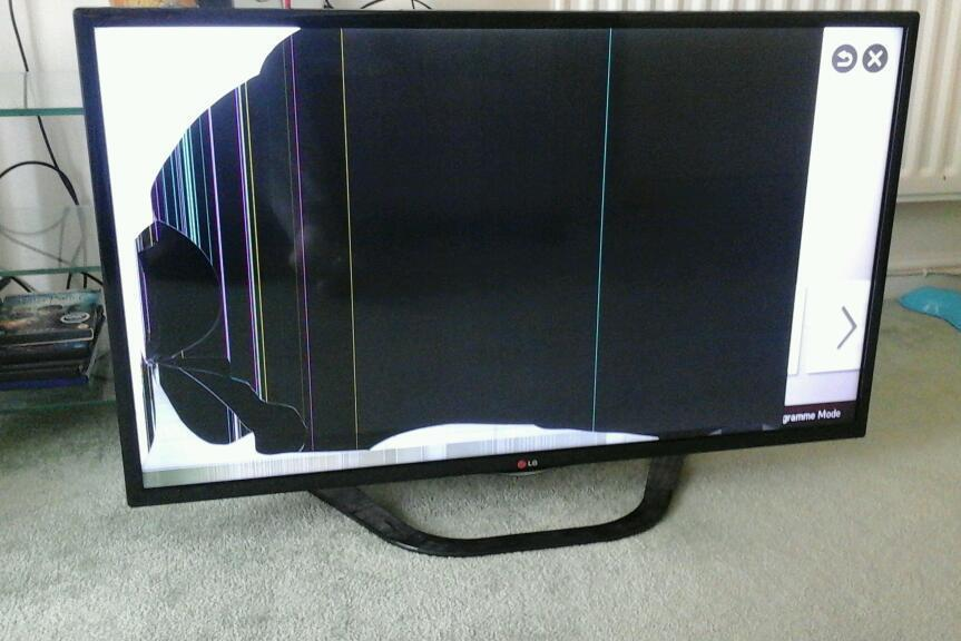 Lg 42 inch smart tv broken broken lg 42 inch smart tv for sale