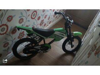 """Boys 16"""" bike £70"""