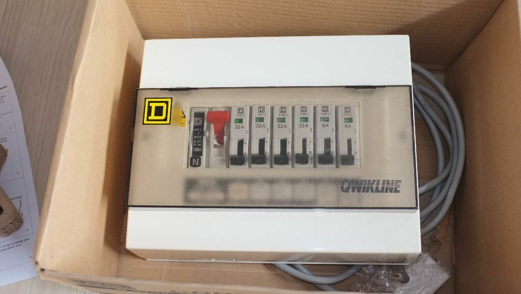Qwikline Fuse Box : Electric fuse box unit buy sale and trade ads great prices