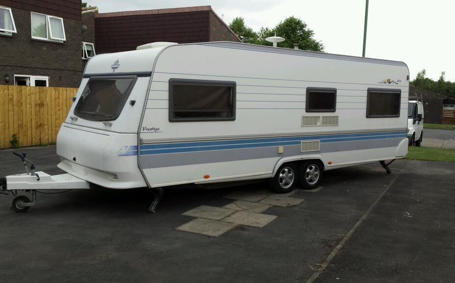 Amazing Caravan  In Uddingston Glasgow  Gumtree