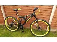 Boss Black Gold mountain bike