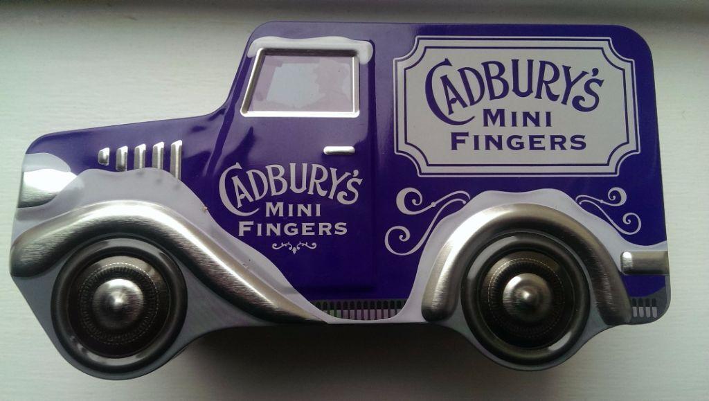 Chocolate fingers in edinburgh - 4 10