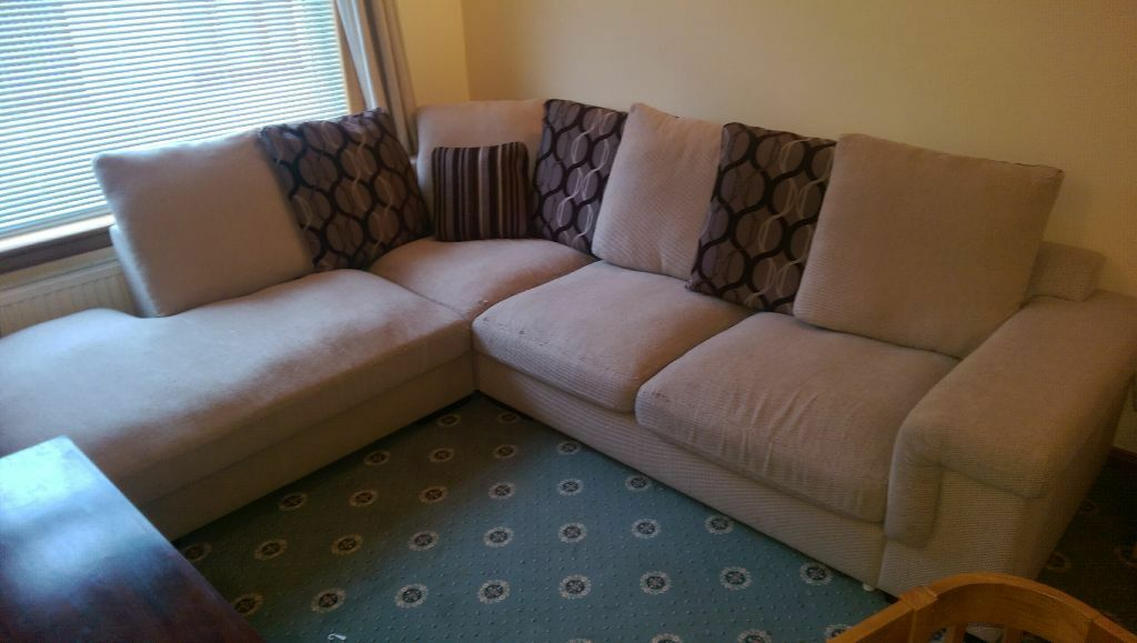 Large Fabric Corner Couch United Kingdom Gumtree