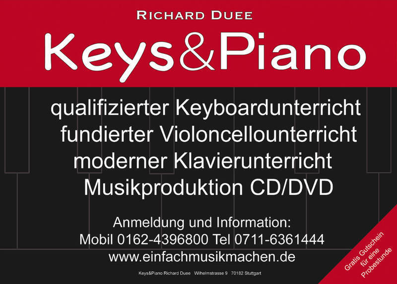 keyboardunterricht stuttgart f r anf nger und fortgeschrittene in stuttgart stuttgart mitte. Black Bedroom Furniture Sets. Home Design Ideas