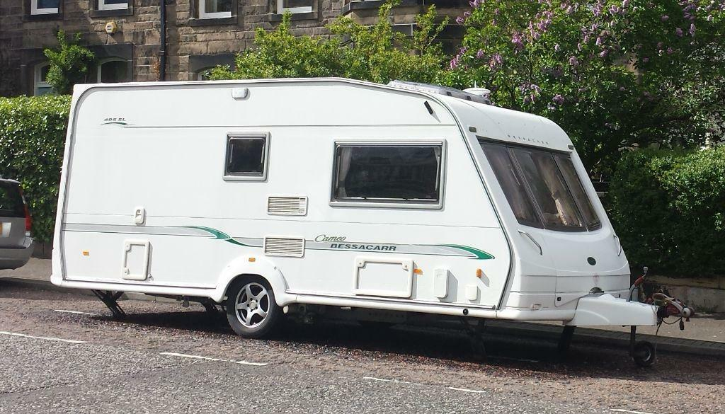 Unique  400 25D 4 Berth Motorhome Long MOT Glasgow  Campervans Amp Caravans
