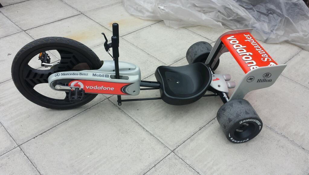 Turbo Mclaren f1 f1 Mclaren go Kart Twist