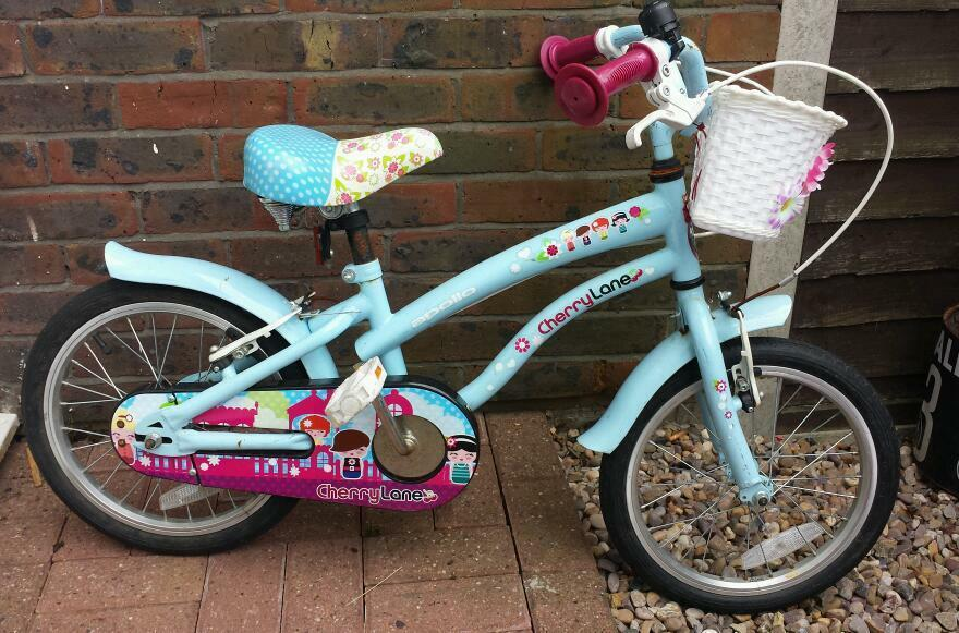 Girls 16 Apollo Cherry Lane Bike Buy Sale And Trade Ads
